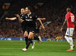 Ben Yedder marcó 10 goles en 12 partidos de la Champions League. (Foto: Getty)