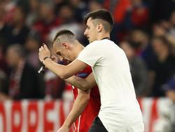Bayern München droht wegen der Flitzer eine Strafe
