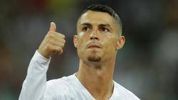 Cristiano Ronaldo bekommt auch bei seinem neuen Verein Juventus Turin die prestigereiche Rückennummer 7