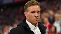 Chic und gepflegt: Hoffenheims Trainer Julian Nagelsmann
