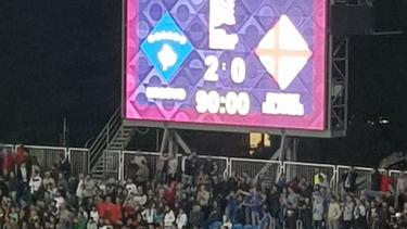 Der Kosovo gewann mit 2:0
