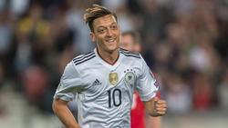 Ex-Nationalspieler Mesut Özil feiert seinen 30. Geburtstag