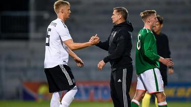 Stefan Kuntz und die deutsche U21 sind schon für die WM qualifiziert