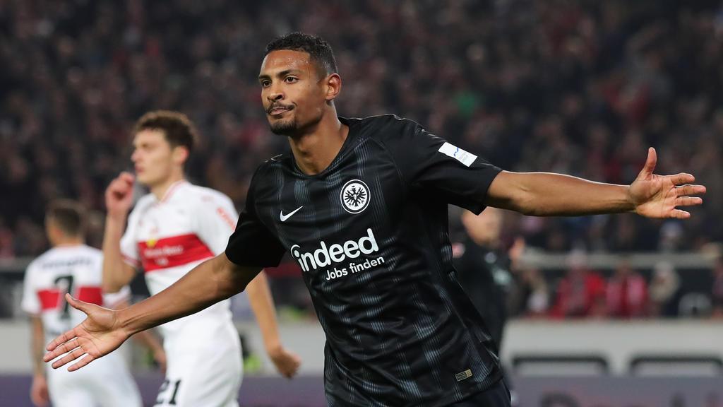 Jubelt Sébastien Haller bald für den BVB?