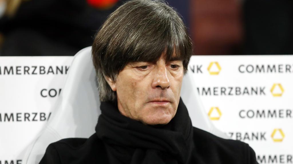 Bundestrainer Joachim Löw ist nicht unumstritten