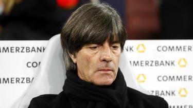 Joachim Löw blickt optimistisch in das kommende Jahr