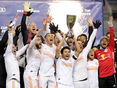 El Atlanta United busca su primer título nacional de Estados Unidos. (Foto: Getty)