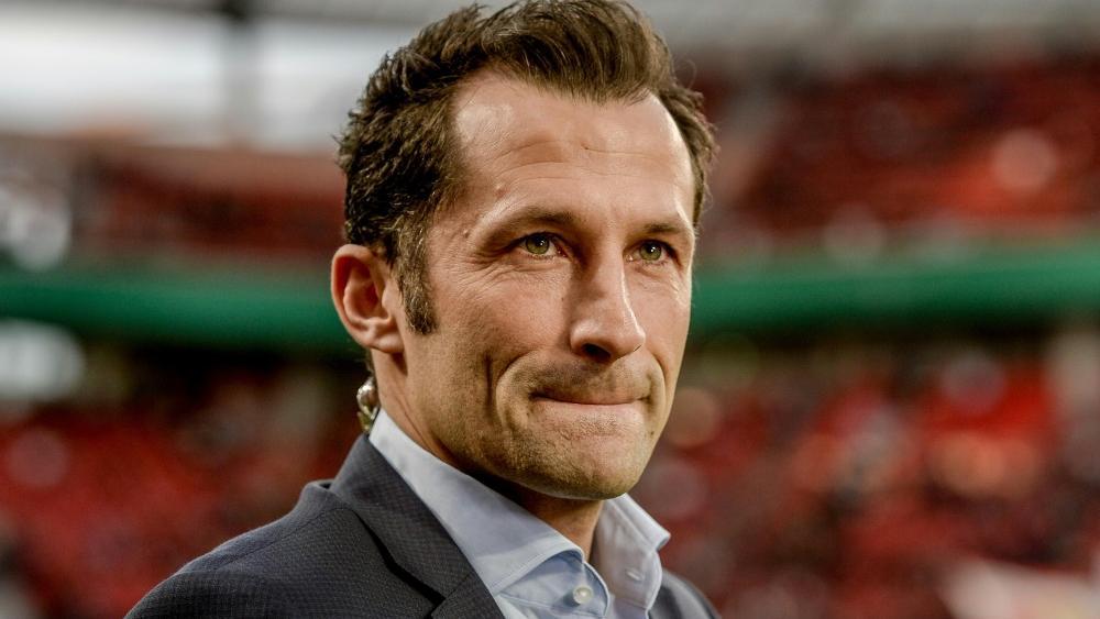 Angefressen: Hasan Salihamidzic, Sportdirektor des FC Bayern