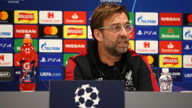 Jürgen Klopp fordert den FC Bayern im Champions-League-Achtelfinale