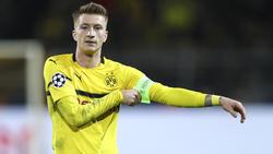 Marco Reus será una baja sustancial para los amarillos. (Foto: Getty)