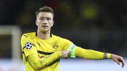 Marco Reus könnte dem BVB gegen den FC Bayern aus privaten Gründen fehlen