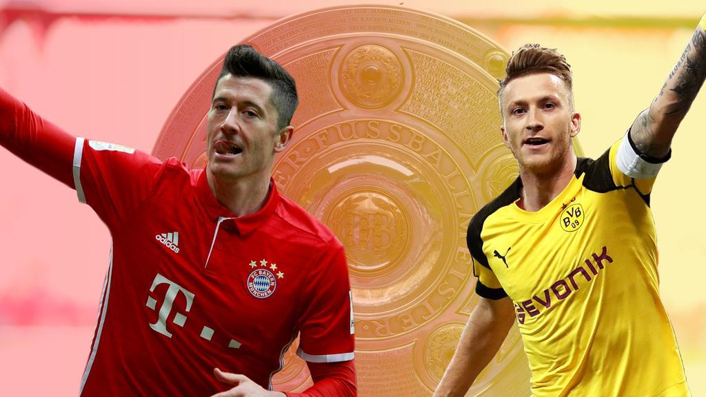 Wer wird Meister? Der FC Bayern oder der BVB?