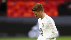 Marco Reus saß gegen Holland zu Beginn auf der Bank
