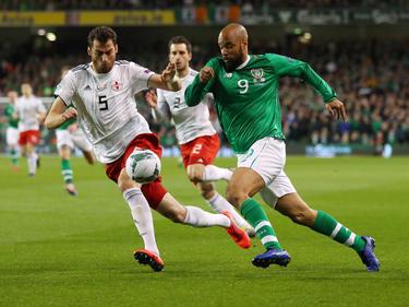 Irlanda se llevó el duelo y suma 6 unidades en la tabla. (Foto: Getty)