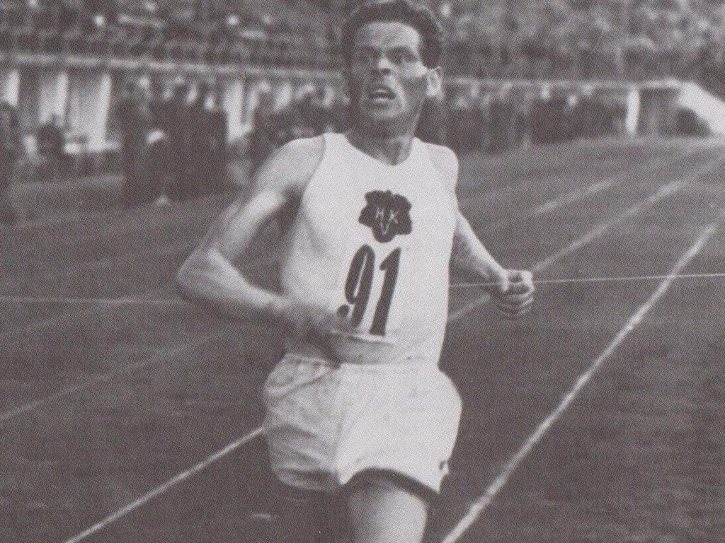 Taisto Mäki war einer der besten Läufer des frühen 20. Jahrhunderts (Bildquelle: http://urheilunhistoria.blogspot.de)