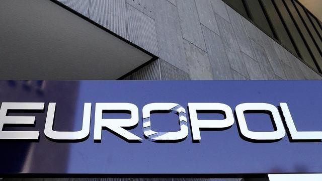 Die europäische Polizeibehörde Europol in Den Haag