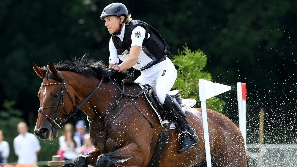 Ingrid Klimke sicherte sich den EM-Titel in der Vielseitigkeit