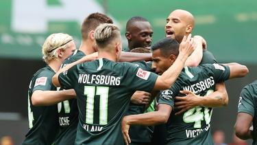 Der VfL Wolfsburg glänzte nicht, hat aber 3:0 gewonnen