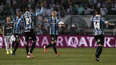 Everton llevó a su equipo a semifinales de la Libertadores.