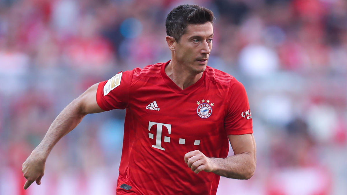 Robert Lewandowski war lange Zeit im Visier von Real Madrid
