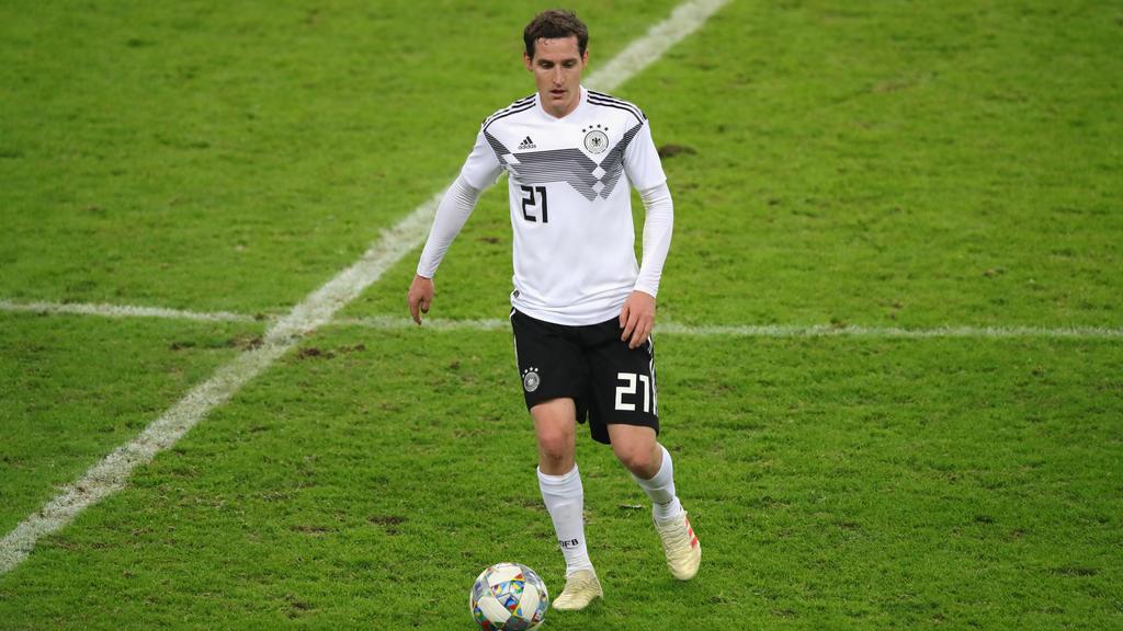 Sebastian Rudy steht im DFB-Aufgebot