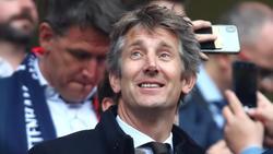 Edwin van der Sar ist mittlerweile Geschäftsführer bei Ajax Amsterdam