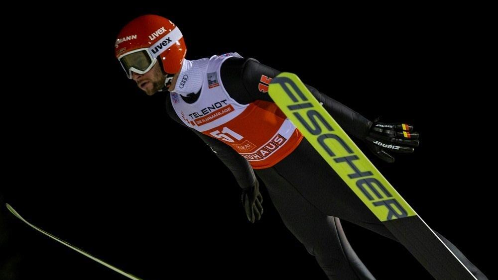 Hat sich mit einem Sprung auf 126,5 Meter qualifiziert: Markus Eisenbichler