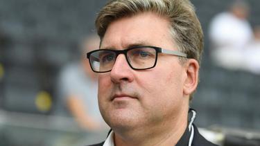 Betont die Wichtigkeit der aktiven Fanszene für Eintracht Frankfurt: Axel Hellmann