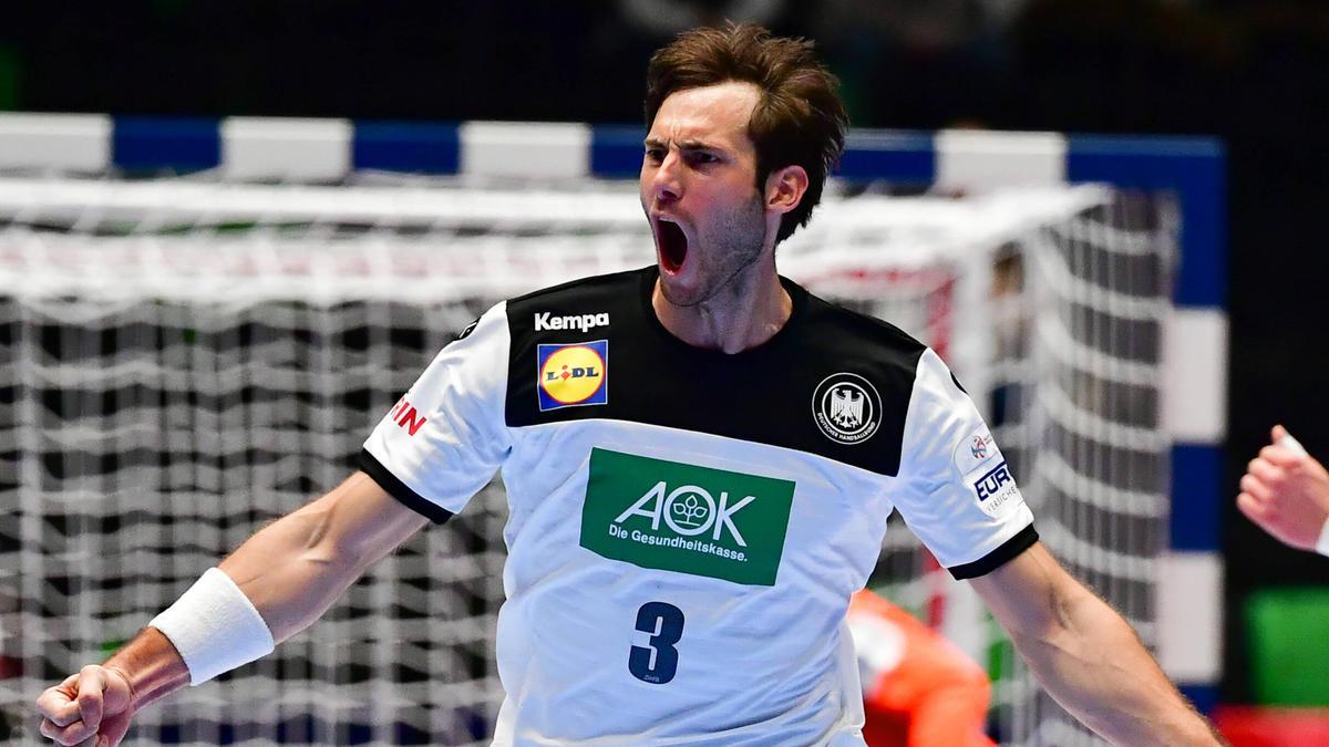 Uwe Gensheimer hat bei der Handball-EM und in der HBL noch einiges vor