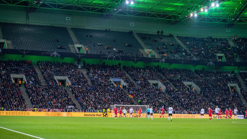 Das DFB-Team hatte zuletzt mit Zuschauerschwund zu kämpfen