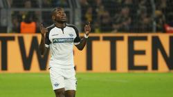 Streli Mamba erzielte in dieser Saison bereits fünf Tore