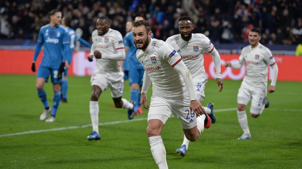 Lucas Tousart erzielte den Siegtreffer für Olympique Lyon