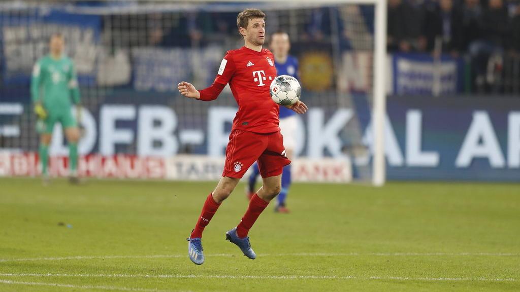 Thomas Müller dachte über einen Abschied vom FC Bayern nach