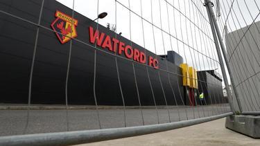 Der FCWatford bietet dem Gesundheitsdienst sein Stadion an