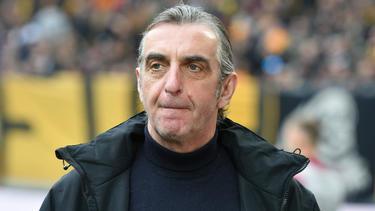 Ralf Minge kehrt Dynamo Dresden den Rücken
