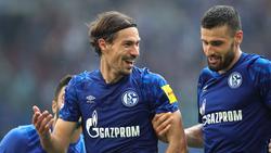 Die Verträge von Benjamin Stambouli und Daniel Caligiuri beim FC Schalke 04 laufen aus