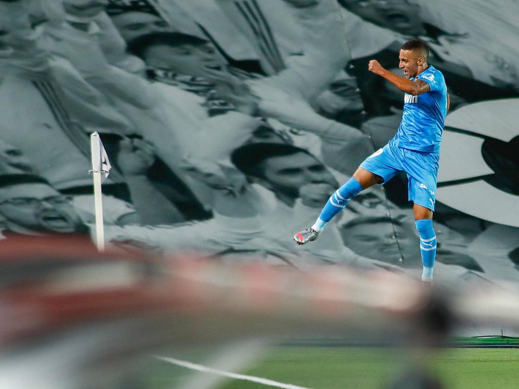 Rodrigo Moreno deja un Valencia que atraviesa grandes problemas.
