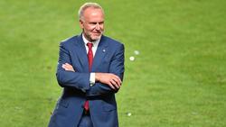 Bleibt dem FC Bayern bis 2021 erhalten: Karl-Heinz Rummenigge