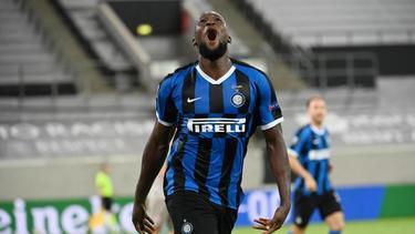Kein Belgier traf häufiger in der EL als Romelu Lukaku von Inter Mailand