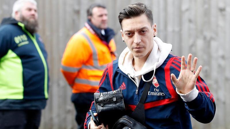 Fehlt zum Saisonstart im Arsenal-Aufgebot: Mesut Özil