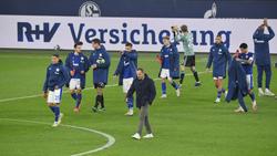 Die Mannschaft des FC Schalke 04 musste sich den Ultras stellen