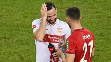 Stuttgart und Köln teilten zum Auftakt des 5. Spieltags die Punkte