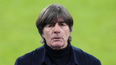 Joachim Löw kassierte mit der Nationalmannschaft ein 0:6-Schlappe gegen Spanien