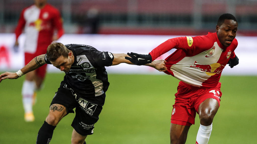 Krachende Pleite für Salzburg vor Duell mit dem FC Bayern