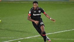 Timothy Fosu-Mensah hat große Ziele mit Bayer Leverkusen