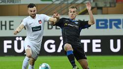 Kein Sieger im Duell zwischen dem SC Paderborn und dem 1. FC Heidenheim