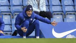 Thomas Tuchel musste eine erste Niederlage mit dem FC Chelsea hinnehmen