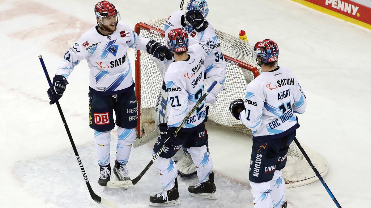 ERC Ingolstadt frohlockt nach Sieg über Eisbären Berlin