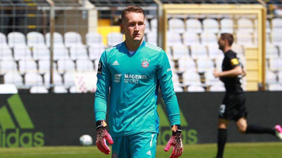 Ron-Thorben Hoffmann will den FC Bayern wohl verlassen