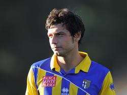 Dzemaili für Parma